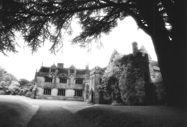 Athelhampton Hall Haunt of the grey lady.