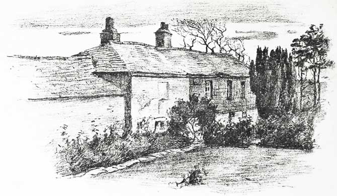 An illustration of Botathen House