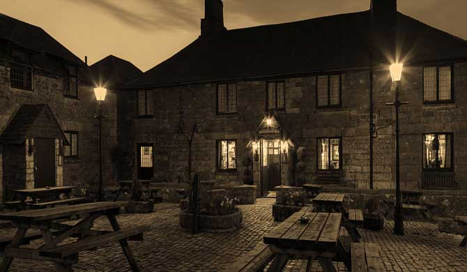 The Jamaica Inn.
