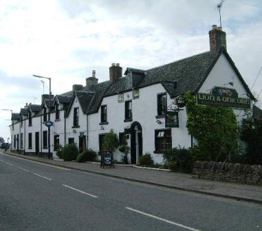 The Lion and The Unicorn Inn.