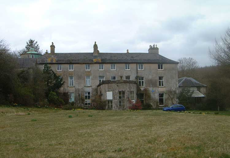 Haunted Lissan House - Northern Ireland.