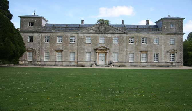 Lydiard House - a Haunted House in Wiltshire