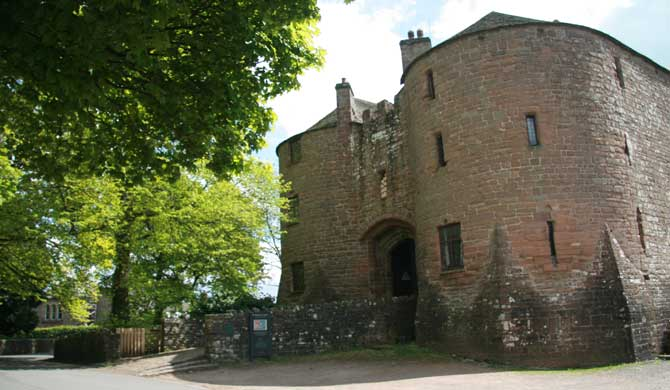 St Briavels Castle.