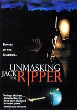 The cover of the Jack the Ripper Movie.